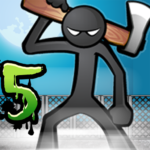 Anger of stick 5 : zombie 1.1.54 (Mod Unlimited Gems)