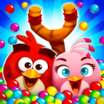 Angry Birds POP Bubble Shooter 3.98.0 (Mod Unlimited Gold)