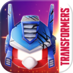 Angry Birds Transformers 2.12.0  (Mod Unlimited Gems)