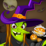 Angry Witch vs Pumpkin: Halloween Game 2019 com.angry.witch.arcade.game(Mod Unlimited Money)