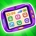 Babyphone & tablet – baby learning games, drawing 2.3.9 (Mod Unlimited Money)
