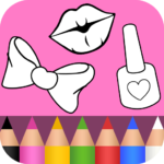 Beauty Coloring Book 2 💖💄 1.2.8  (Mod Unlimited Money)