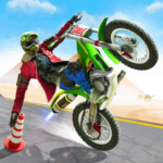 Bike Stunt 2 New Motorcycle Game – New Games 2020 1.42  (Mod Unlimited Money)