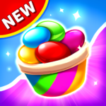 Candy Blast Mania – Match 3 Puzzle Game 1.5.8  (Mod Unlimited Gems)