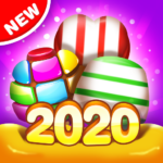 Candy House Fever – 2020 free match game 1.1.6 (Mod Unlimited Money)