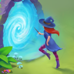 Charms of the Witch: Magic Mystery Match 3 Games 2.41.1  (Mod Unlimited Money)