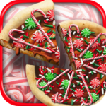Christmas Candy Pizza Maker Fun Food Cooking Game 1.4 (Mod Unlimited Money)