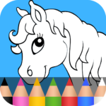 Coloring & Play with Animals for Kids 1.5.1 (Mod Unlimited Money)