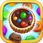 Cookie Mania – Match-3 Sweet Game 2.7.2  (Mod Unlimited Money)