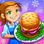 Cooking Dash 2.22.4 (Mod Unlimited Gold/Coins)