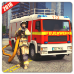 Firefighter Simulator 2018: Real Firefighting Game 1.11 (Mod Unlimited Money)