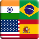 Flags Quiz Gallery : Quiz flags name and color Flag  1.0.206 (Mod Unlimited Money)
