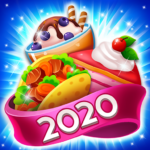 Food Pop : Food puzzle game king in 2020 1.6.1 (Mod Unlimited Money)