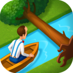 Gardenscapes 5.6.0 (Mod Unlimited Coins)