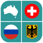 Geography Quiz – flags, maps & coats of arms 1.5.30 (Mod  No Ads)