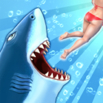 Hungry Shark Evolution 8.3.0  (Mod Unlimited Gems/Coins)