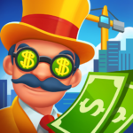 Idle Property Manager Tycoon 1.4.3  (Mod Unlimited Gold)