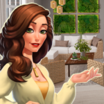 Interior Story: Design & Decorate Your Dream Home 1.4.11  (Mod Unlimited Money)