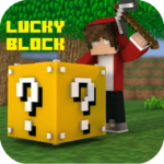 Lucky Block Mod for MCPE 44..4 (Mod Unlimited Money)
