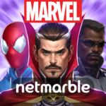 MARVEL Future Fight 7.5.1 (Mod Unlimited crystals)