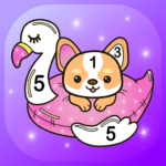 Magic Color – kids coloring book by numbers 2.12 (Mod Unlimited Money)