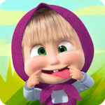 Masha and the Bear Child Games  (Mod Unlimited Money) 3.3.9