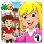 My City : Home 2.5.1 (Mod Unlimited Money)