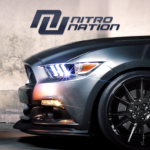 Nitro Nation Drag & Drift Racing 6.19.0 (Mod Unlimited GOLD PACK)