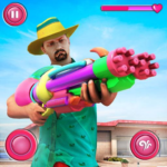 Pool Party Gunner FPS – New Shooting Game 2018 1.7 (Mod Unlimited Money)