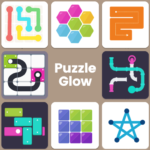 Puzzle Glow : Brain Puzzle Game Collection 2.1.42 (Mod Unlimited Coins)