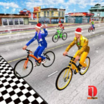 Real Bike Cycle Racing 3D: BMX Bicycle Rider Games 1.20 (Mod Unlimited Money)