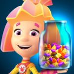 The Fixies: Chocolate Factory Games for Girls Boys 1.6.3 (Mod Unlimited Money)