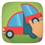 Toddler Kids Car Puzzles Free 3.1 (Mod Unlimited Money)