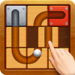 Unblock The Ball – Roll & Drag Block Puzzle Games 2.2 (Mod Unlimited Money)