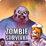 Zombie games – Zombie run & shooting zombies 1.0.9 (Mod Unlimited Money)