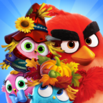 Angry Birds Match 3 5.1.0  (Mod Unlimited Money)