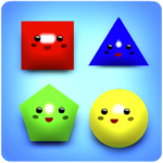 Baby Learning Shapes for Kids 3.0.01  (Mod Unlimited Money)