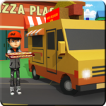 Blocky Pizza Delivery 2.0 (Mod Unlimited Money)