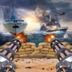 Call of Beach Defense: FPS Free Fun 3D Games 1.4 (Mod Unlimited Money)