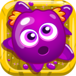 Candy Monsters Match 3 3.0.0  (Mod Unlimited Money)