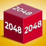 Chain Cube: 2048 3D merge game 1.44.01  (Mod Unlimited Money)