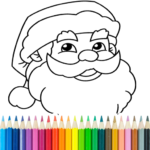 🎅Christmas Coloring 15.0.8 (Mod Unlimited Money)