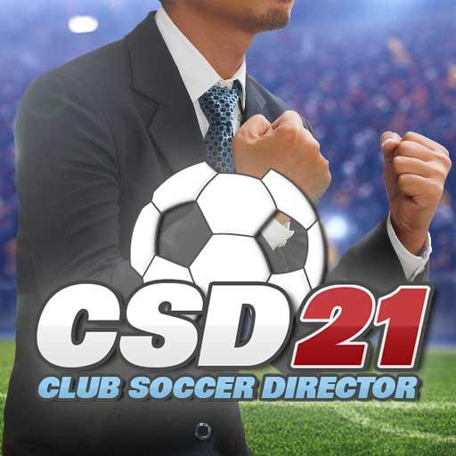 Club Soccer Director 2021 – Soccer Club Manager 1.5.4  (Mod Unlimited Money)