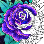 Coloring Book – Color by Number & Paint by Number 2.0.6 (Mod Unlimited Money)