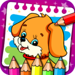 Coloring & Learn Animals 1.33 (MOD)