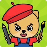 Coloring and drawing for kids 3.108  (Mod Unlimited Money)