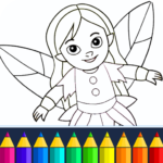 Coloring game for girls and women 15.3.0 (Mod Unlimited Money)