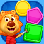 Colors & Shapes – Kids Learn Color and Shape 1.3.3  (Mod Unlimited Money)
