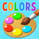 Colors for Kids, Toddlers, Babies – Learning Game 4.3.20  (Mod Unlimited Money)