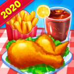 Cooking Dream: Crazy Chef Restaurant Cooking Games 6.16.179 (Mod Unlimited Money)